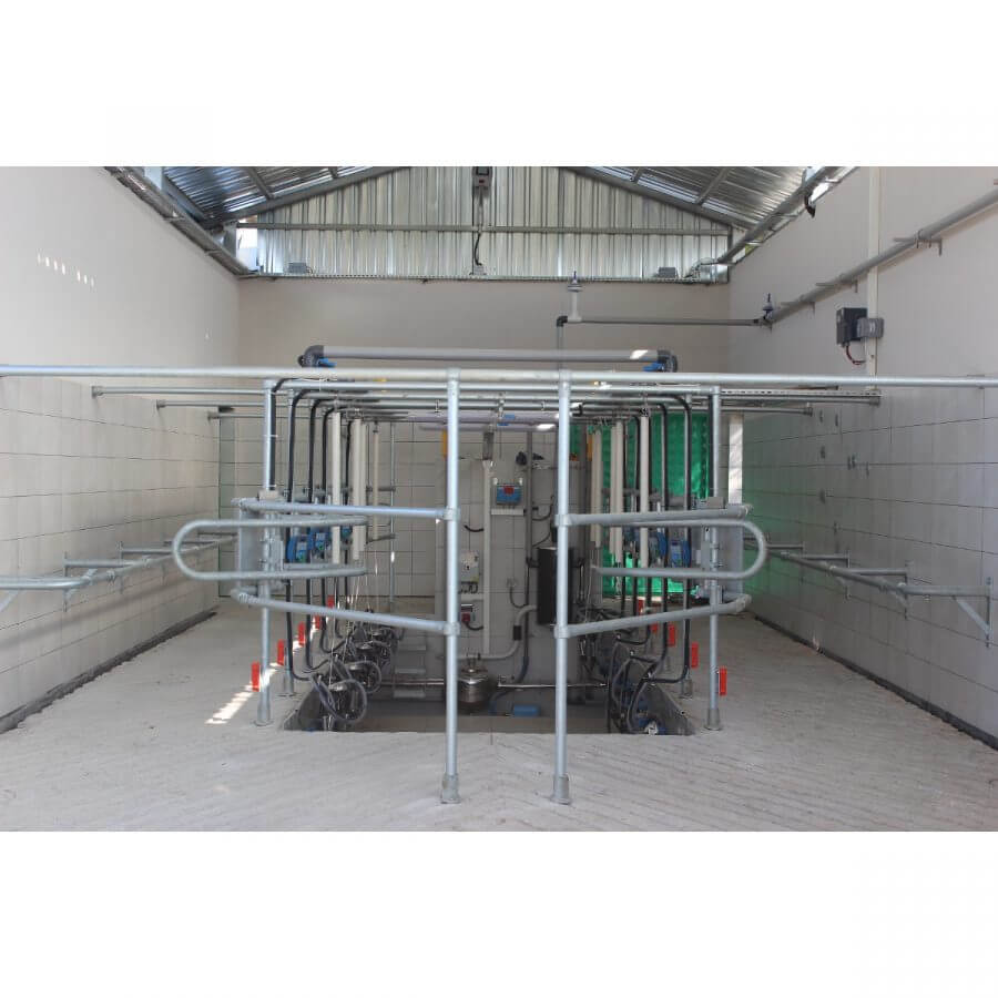 LAKTO Balıkkılçığı Klasik Süt Sağım Sistemi