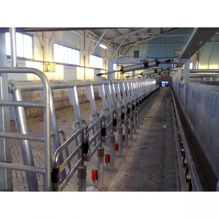 LAKTO Paralel Hızlı Çıkış Süt Sağım Sistemi